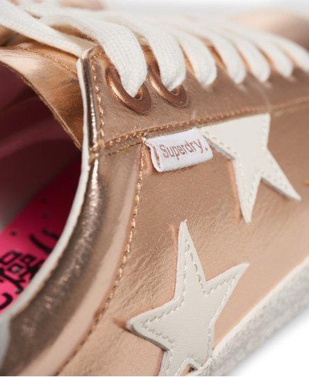 Superdry Zapatillas deportivas bajas con logo Super Sleek