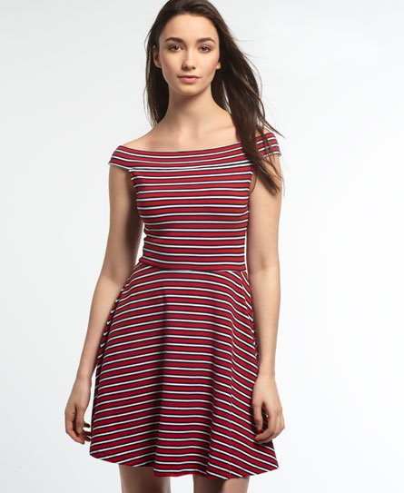 Superdry Bardot Skater Dress