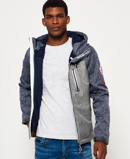Superdry Hooded Mountain Marker Jacket