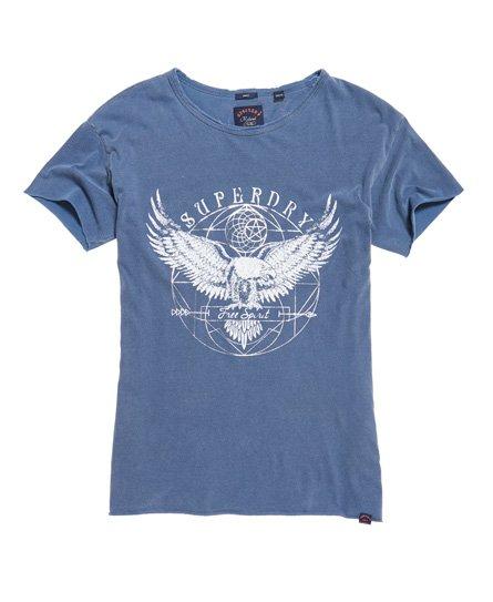 Superdry Band T skjorte Dame Sale Tops