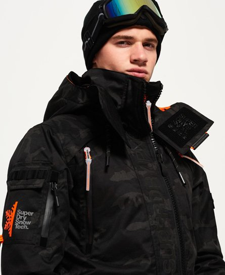 Superdry Giubbotto Ultimate Snow Rescue
