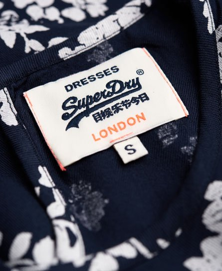 Superdry Fall Print Tunic Dress