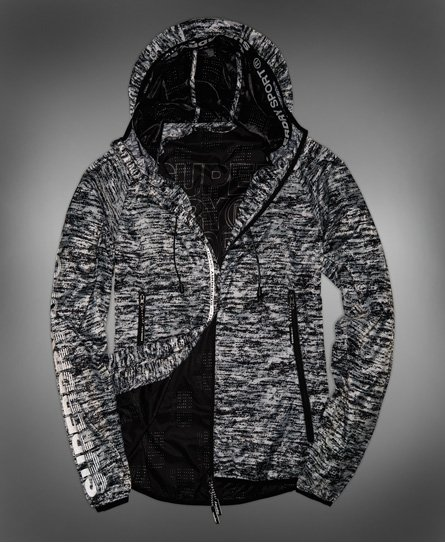 Superdry Veste imperméable Sport Active Core