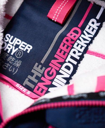 Superdry Sherpa SD-Windtrekker Kapuzenjacke