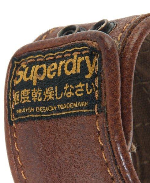 Superdry Straight Jacket Strap