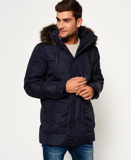 fa64c8a95 Superdry Canadian Ski Parka Jacket - Men's Jackets