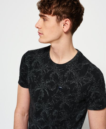 Superdry Dry Hawaiian Leaf T-Shirt