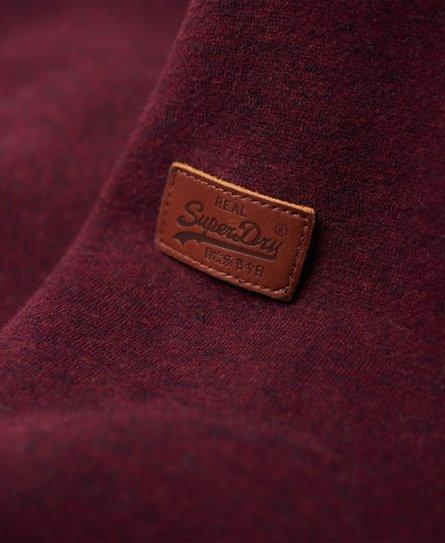 Superdry Appliqué sweatshirt met ronde hals
