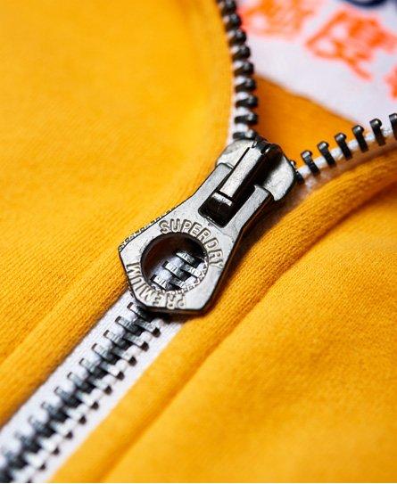Superdry Orange Label Lite Zip Hoodie