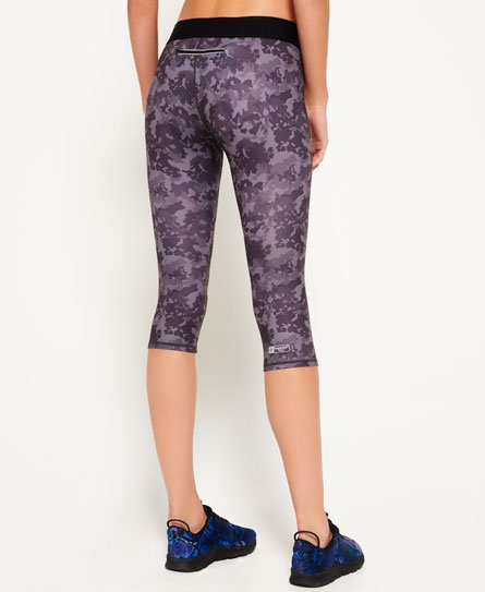 Superdry Legging court Night Runner