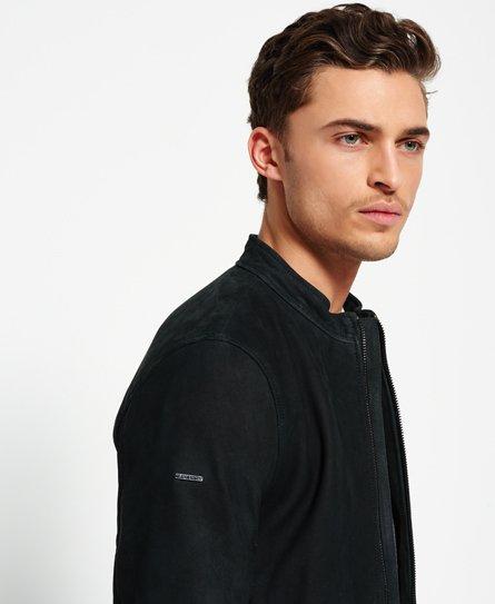 Superdry Slim Nubuck Harrington Jacket