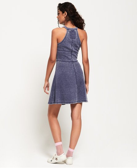 Superdry Sweat Skater Dress
