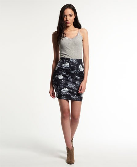 Superdry Premium Scuba Pencil Skirt