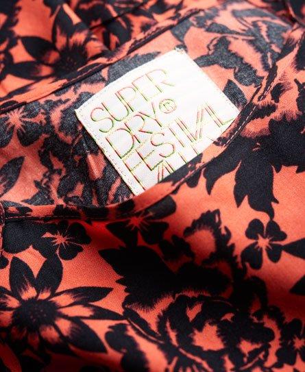 Superdry Ibiza Beach Tassel Kleid