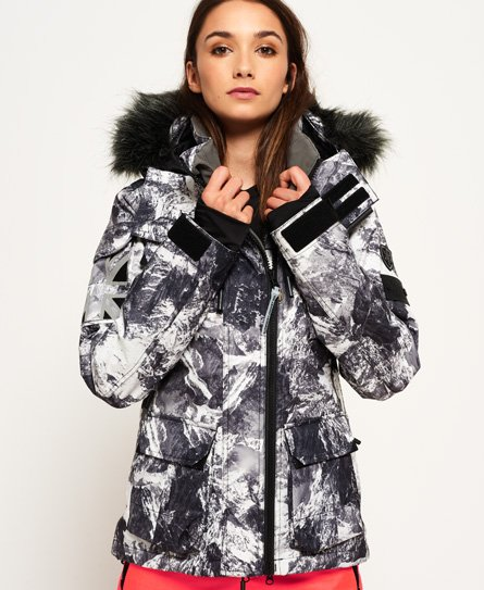 Superdry Ultimate Snow Service Jacket