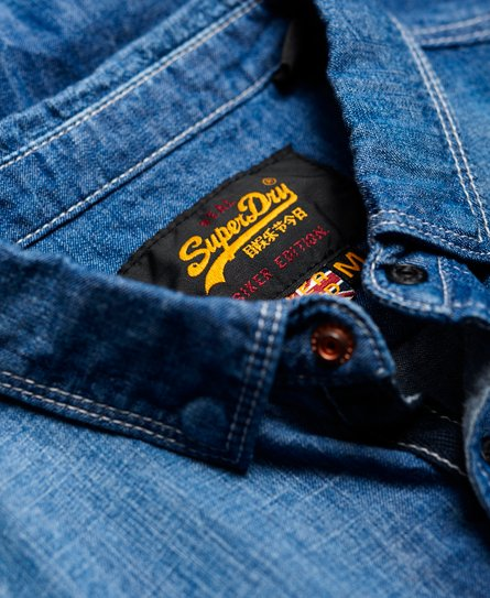 Superdry Slim Biker Shirt
