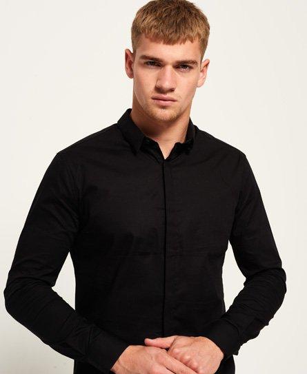 Superdry Tailored Long Sleeved Slim Shirt