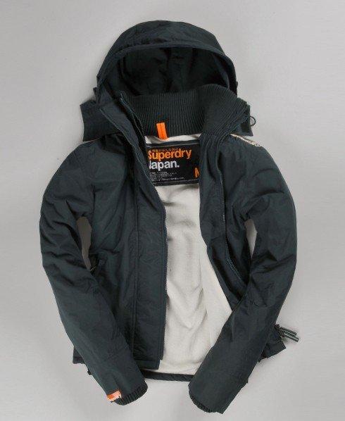 Superdry Coupe vent polaire à capuche Vestes pour Homme