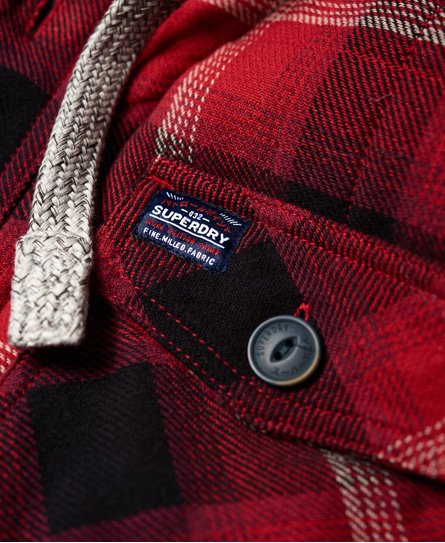 Superdry - Chemise Everest Storm - Chemises pour Homme 1ab8d99040ca