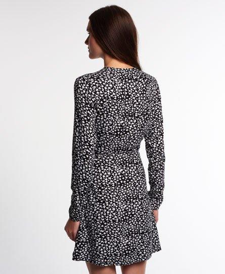 17a8b771 Superdry Winter Wrap kjole - Damer Kjoler