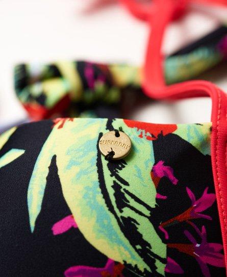 Superdry Haut de bikini à balconnet Tropical Hibiscus