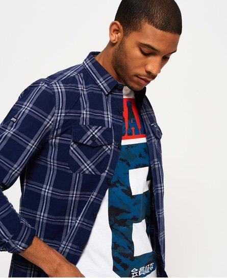 Superdry Washbasket Long Sleeve Shirt