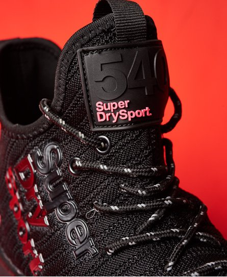 Superdry Nebulus Hybrid High Trainers
