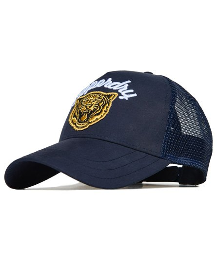 Superdry Ivy Patched Trucker-caps