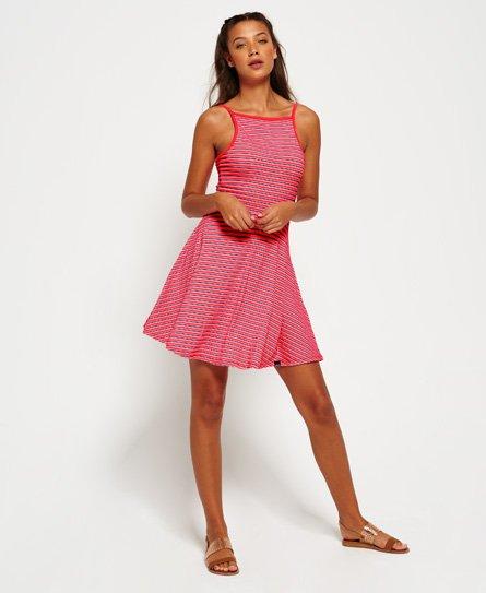 Superdry Racer Skater mini-jurk