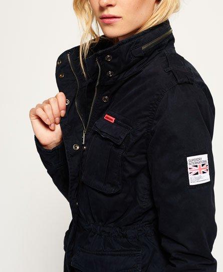 e1d8915b Superdry Winter Rookie militærjakke - Damer Jakker & Frakker