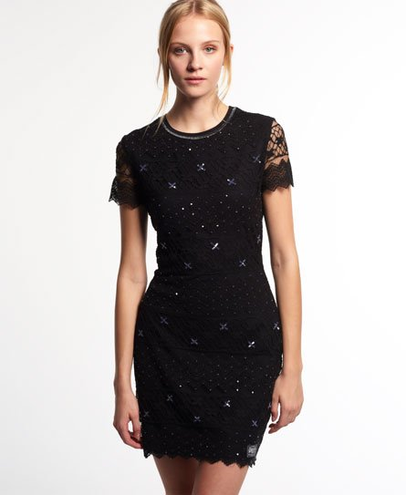 Superdry Treasure Lace Dress
