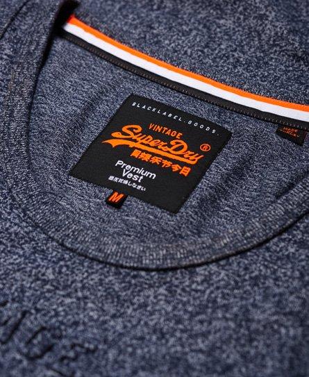 Superdry Vintage Logo Embossed Vest