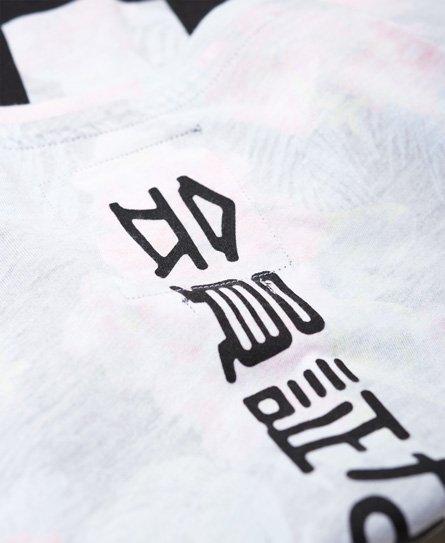 Superdry Osaka 6 Tropical Boxy T-shirt