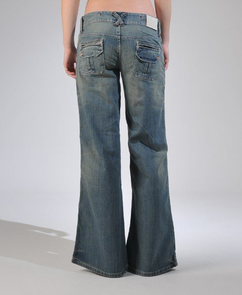 Superdry - Jean coupe large Wagner - Jeans pour Femme