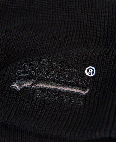 Superdry Basic Tonal Embroidery beanie