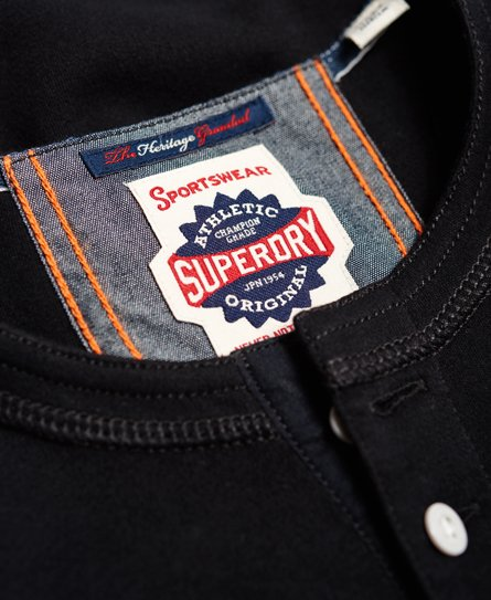 Superdry Kraagloos Heritage shirt