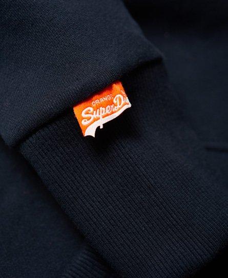 Superdry Orange Label Primary Zip Kapuzenjacke