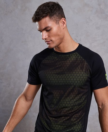 Superdry Training All Over Print T-Shirt