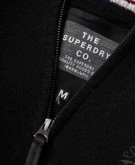 Superdry Pull col tunisien Harlo