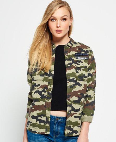 Superdry Military Shirt