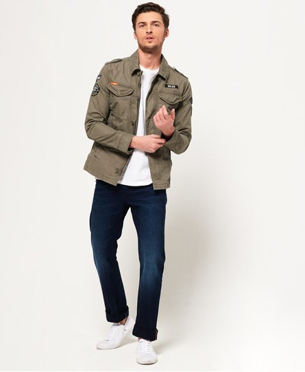 Superdry Rookie Deck Patched Jacket