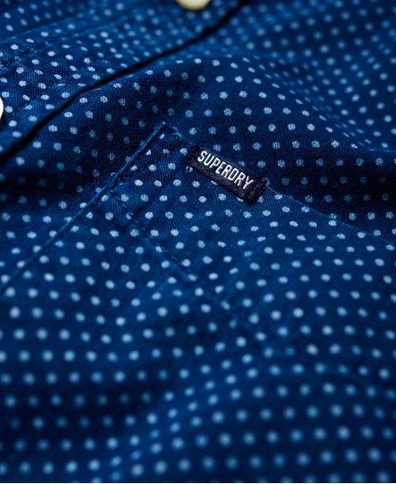 Superdry London Loom Short Sleeve Shirt