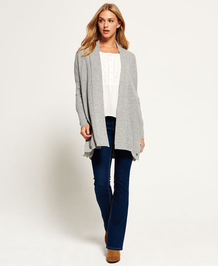 Superdry Cardigan Luxe Blend