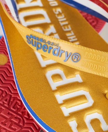Superdry Track & Field teenslippers