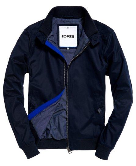 Superdry IE Microfibre Harrington Jacket