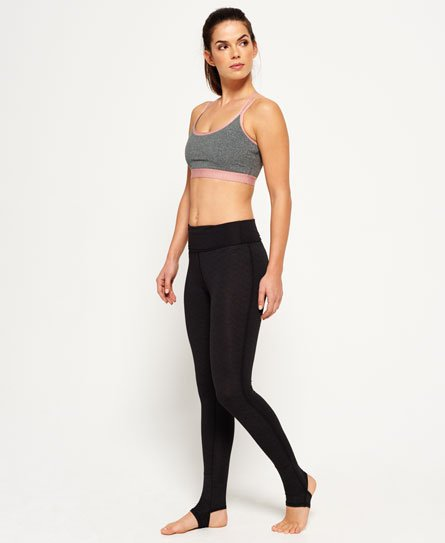 Superdry Studio Stirrup tights