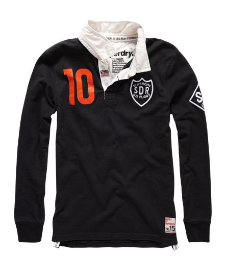 Superdry Valiant Rugby Shirt
