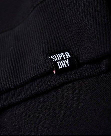 Superdry Vintage Logo Mono Hoodie