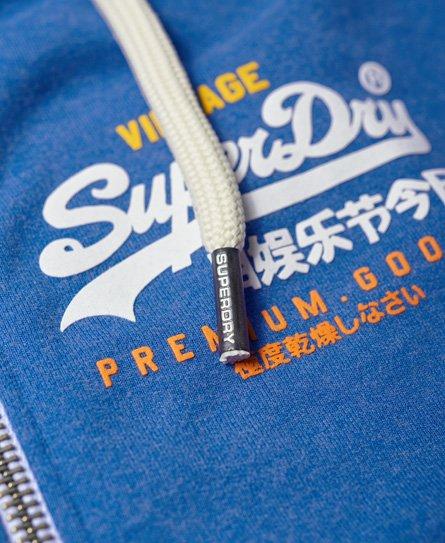 Superdry Premium Goods Lite Zip Hoodie