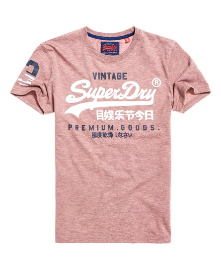 b9fae40b Mens - Premium Goods Duo T-Shirt in Frontier Green | Superdry